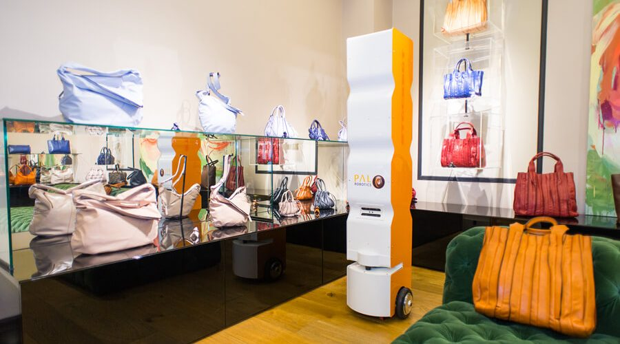 StockBot Inventory Robot