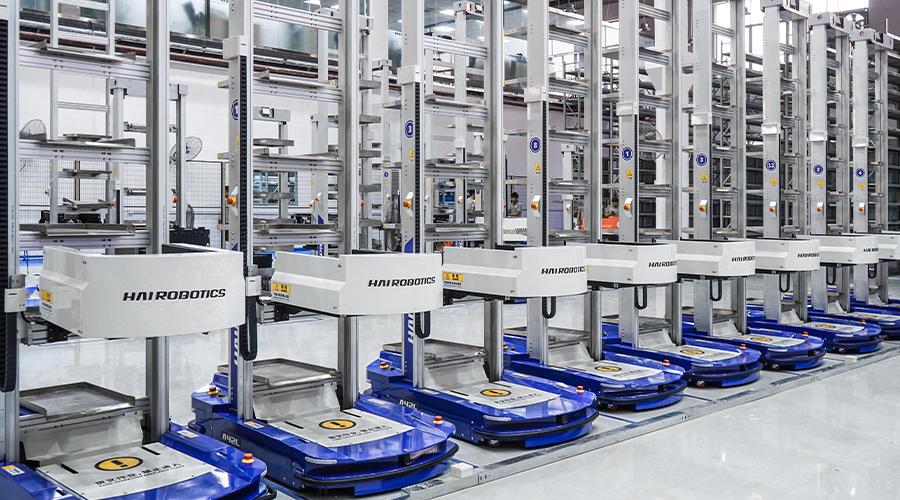 HAI Robotics Secures $200M