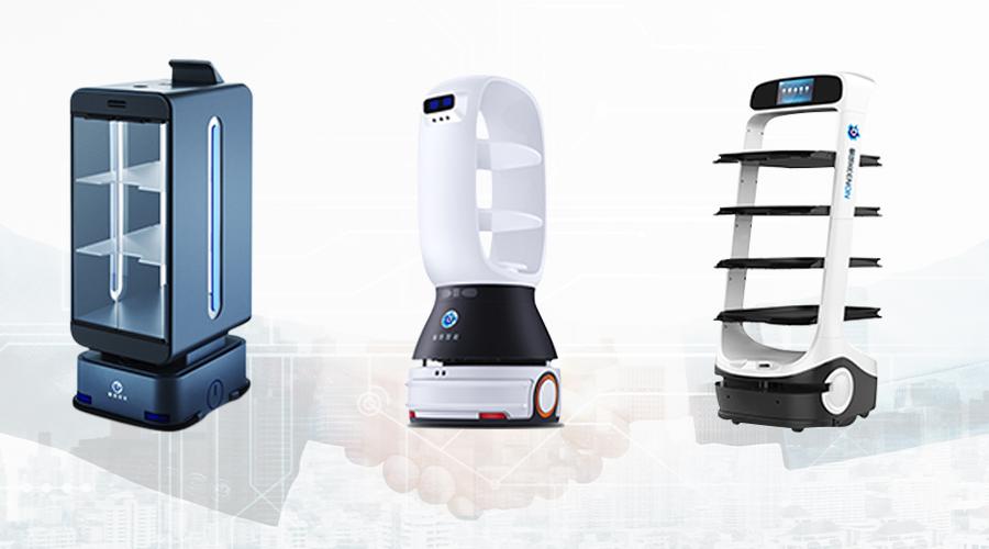 Softbank Robotics Partners With Keenon Robotics