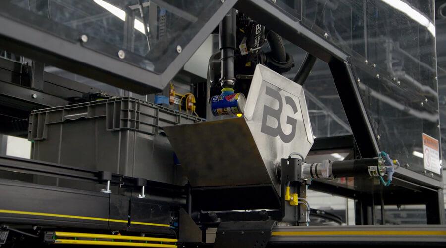 Berkshire Grey's Enterprise Robots